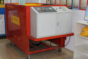 Australian nut (macadamia nut) automatic tapping machine