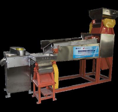 180-5000, large coffee fresh fruit peeling degumming automatic production line